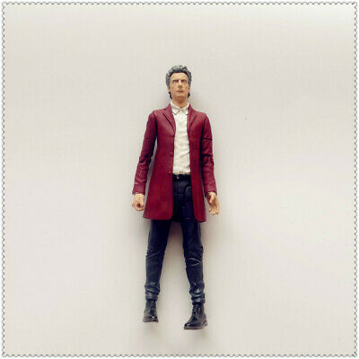 Doctor Dr Who THE 12th TWELFTH DOCTOR action figure OLD #sd3