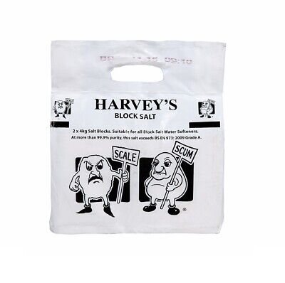 Harvey's Salt Blocks - 21 pack, 42 blocks 07746773553 before order for delivery