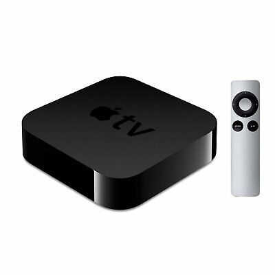 Apple TV (3rd Generation) Smart Media Streaming Player MD199LL/A A1469