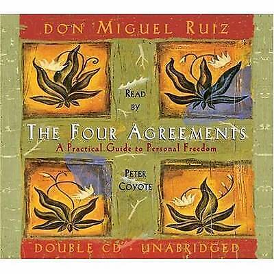 The Four Agreements: A Practical Guide to Personal Freedom by Don Miguel Ruiz...