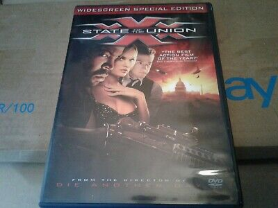 XXX - State of the Union (Widescreen special Edition) DVD canadian bilingual