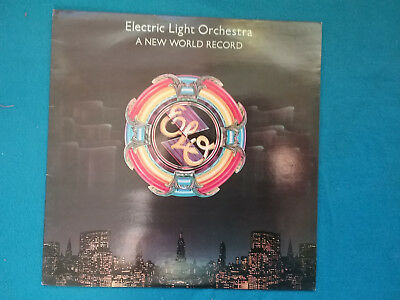 Vinyl Lp -Elo - Electric Light Orchestra - A New World Record (1978) Jetlp200