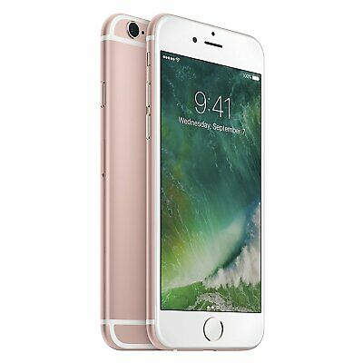 Apple iPhone 6S Plus 16GB (Rose Gold) GSM Unlocked Smartphone Flawless Condition