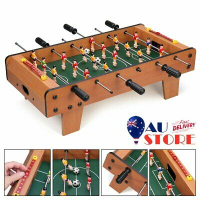 Tabletop Soccer Games Football Competition Sports Indoor Party Gift Toys Set