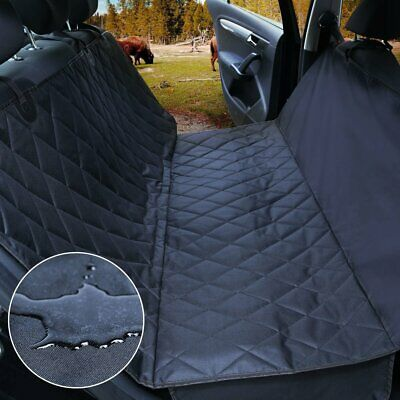 Dog Car Seat Cover, Waterproof & Scratch Proof, for Cars, SUVs, and Trucks