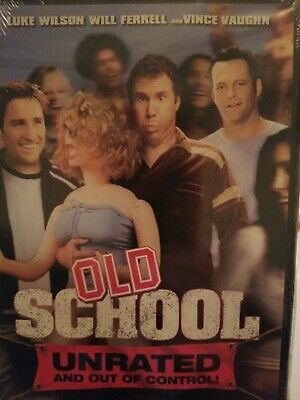 Old School Unrated and Out of Control(DVD, 2003)