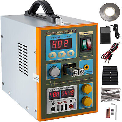 788H-USB Battery Pulse Spot Welder Anti-Static Battery LCD GREAT UPDATED GOOD
