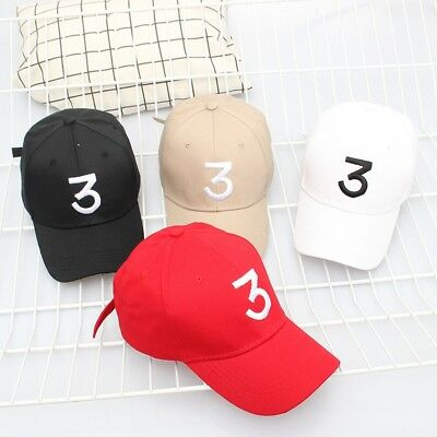 Tide Snapback Caps Popular Chance The Rapper 3 Baseball Cap Hip-hop Hats NP2C