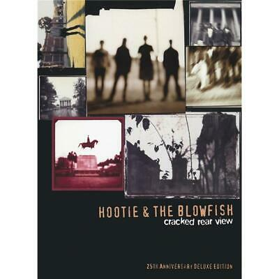 Hootie & the Blowfish Cracked Rear View Remaster 3 CD & DVD All Regions NTSC NEW