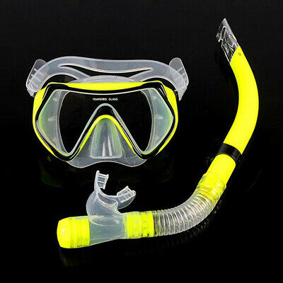 d94583c234c Mask Snorkel Set Combo Wide View Silicone Mask and Purge Valve Snorkel HOT  SELL