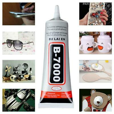 B-7000 Glue Adhesive Rhinestones Gems Craft Phones Shoe Frame Jewelry-10-50ML