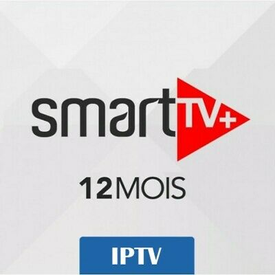 Abonnement Code Smart plus ACTIVATION 12 mois LIVE TV SAMSUNG H265