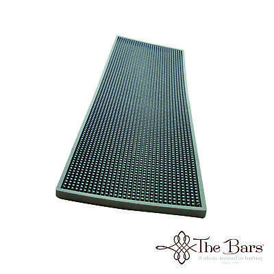 Equipment Bartender Bartender bar Mat Mat Silver Colour 60x20cm XL