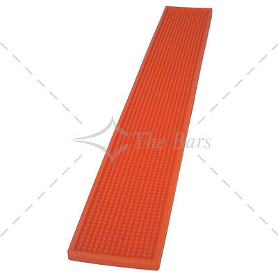 Equipment Bartender Bartender bar Mat Orange Colour