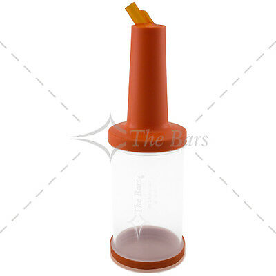 Storen Pour Pourer for Juices Barman Bartender Tools Orange Colour