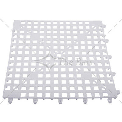Mat Coasters Mat bar White Color