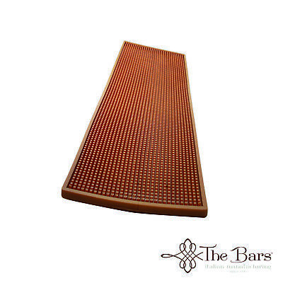 Equipment Bartender Bartender bar Mat Mat Copper Colour 60x20cm XL