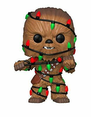 Star Wars Holiday Chewbacca w/ Lights POP #278 Vinyl Figure FUNKO