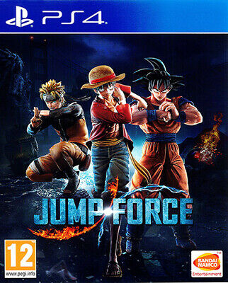 Jump Force PS4 Playstation 4 IT IMPORT NAMCO