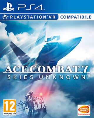 Ace Combat 7 Skies Unknown PS4 Playstation 4 IT IMPORT NAMCO