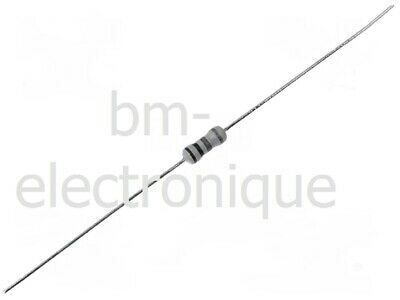1W 2.2 Kohms carbon film resistor from 2 to 20 pcs
