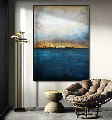 YA360 Modern Home decor 100% Hand-painted abstract oil painting Color art