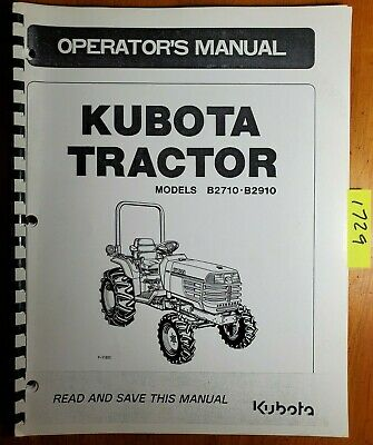 KUBOTA B2410, B2710, B2910 Tractor Workshop Service Repair ... on kubota b5100 tractor, kubota b7300 tractor, kubota bx1850 tractor, kubota l4400 tractor, kubota b2700 tractor, kubota l2350 tractor, kubota b7800 tractor, kubota mx5100 tractor, kubota b7510 tractor, kubota b2400 tractor, kubota b1550 tractor, kubota b9200 tractor, kubota b3200 tractor, kubota b2920 tractor, kubota bx23 tractor, kubota bx2230 tractor, kubota m7040 tractor, kubota bx2200 tractor, used kubota b7500 tractor, kubota b5200 tractor,