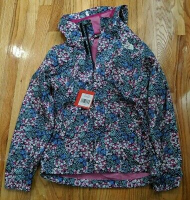 The North Face Girls Rain Jacket Spring or Fall, Multi-Color, BNWT