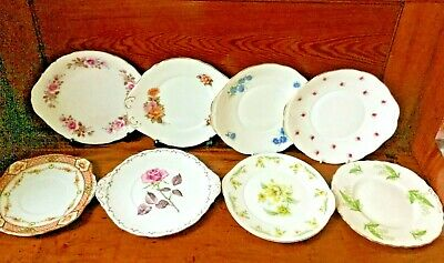 Vintage Cake Sandwich Plate Fine Bone China England Afternoon Tea Set Weddings
