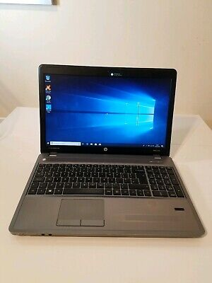 HP ProBook 4545S AMD A6-4400M Radeon HD Graphics 2.50GHz 4GB 320GB WIN10 LAPTOP