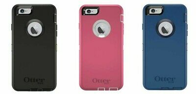 New OEM Otterbox Defender Case for Apple iPhone 6 / 6s - No Holster - No Screen*