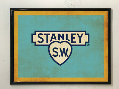 Stanley Sweetheart SW Vintage Plane Print/Poster Bailey Number 9 164 51 212 2 1