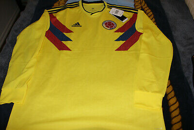 7aedc7fe3 ADIDAS COLOMBIA WOMEN'S Home Jersey World Cup 2018. - $89.99 | PicClick