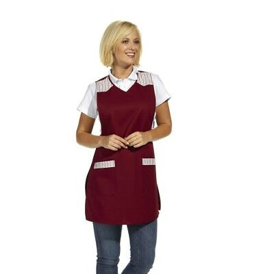 Chasuble - Apron - Burgundy -