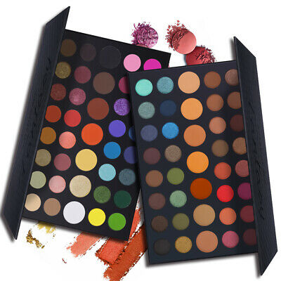 1/2 James Charles Palette 39 Colors Eyeshadow Palette Maquillaje Regalo Navidad