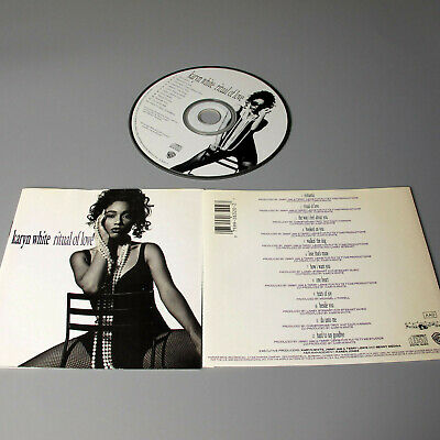 Karyn White - Ritual Of Love USA CD VERY GOOD #1146*
