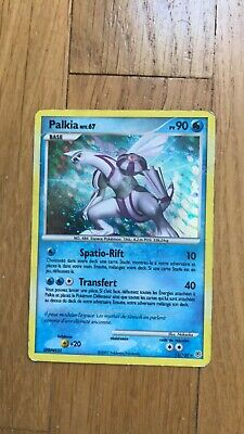 CARTE POKEMON RARE PALKIA 12//127 HOLO REV NEUVE