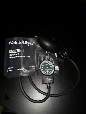 Welch Allyn Tycos Two-piece Manual Blood Pressure Cuff