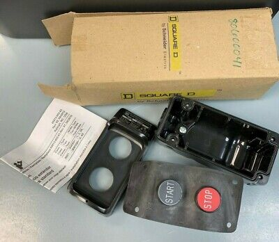 Square D 9001Bw95B New In  Open Box