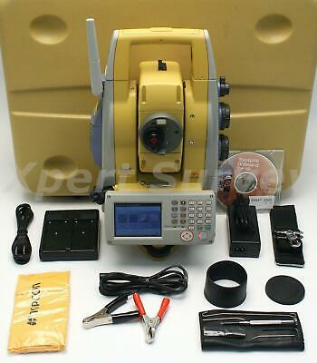 """Topcon IS-03 3"""" 2.4 GHz Robotic Imaging Total Station IS 03 IS03"""
