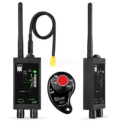 M8000 Bug Anti Spy RF Signal Detector Scanner For Hidden GSM GPS camera Detector