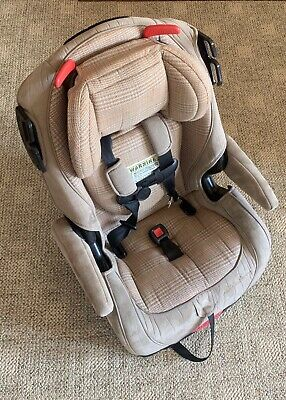 Safety 1st Alpha Omega Elite Deluxe 3-in-1 Convertible Car Seat, 5-100lbs, Tan