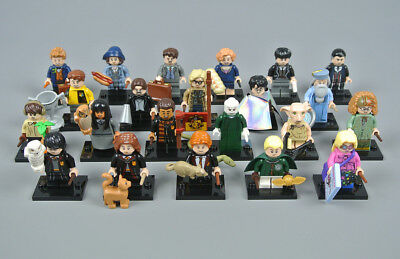 Lego ® Minifigure Figurine Harry Potter - Collector - 71022 - NEUF
