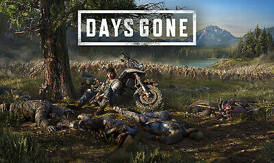 Days Gone DLC Bonus de précommande CODE Ps4 Playstation 4