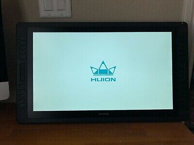 HUION KAMVAS GT-221 Pro 21 5 inch monitor with two pressure pens
