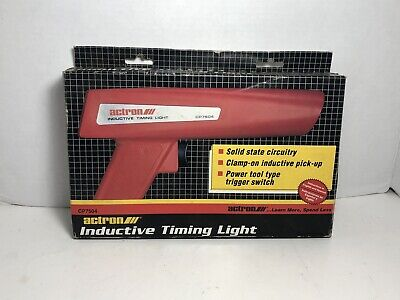 Sunpro ACTRON CP7504 Inductive Timing Light -  12volt - Brand New