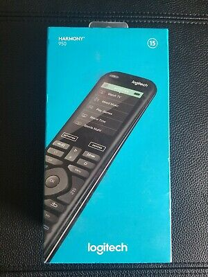 0a35becbbcd LOGITECH HARMONY LINK Remote Control for Ipad - Black (IR Mini ...