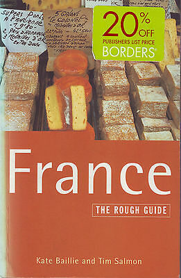 France: The Rough Guide by Kate Baillie, Tim Salmon (Paperback, 1999)