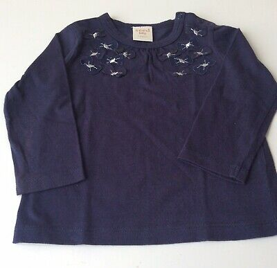 Seed Baby Top Fits 3-6 Months