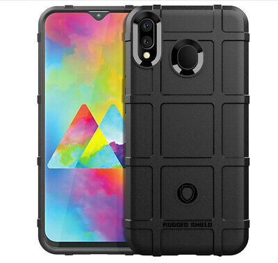 For Samsung Galaxy M20 M30 Case Heavy Duty Rugged Shield Shockproof Cover